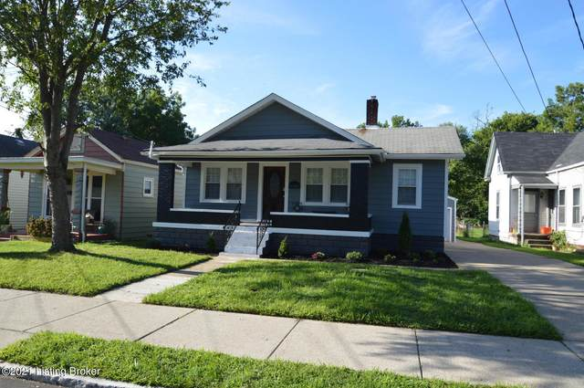 618 E Hill St, Louisville, KY 40217 (#1585873) :: Impact Homes Group