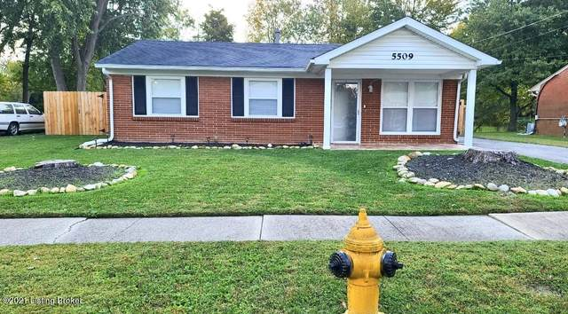 5509 Reflection Dr, Louisville, KY 40218 (#1585927) :: At Home In Louisville Real Estate Group