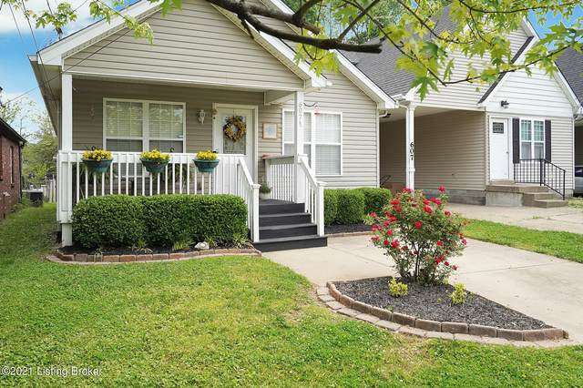 607 1/2 Plainview Ave, Louisville, KY 40223 (#1586137) :: At Home In Louisville Real Estate Group