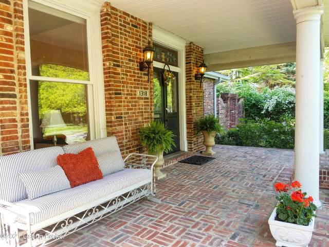 1318 Eastern Pkwy #1, Louisville, KY 40204 (#1586179) :: At Home In Louisville Real Estate Group