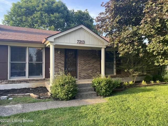 7213 Ridge Creek Rd, Louisville, KY 40291 (#1586287) :: Team Panella
