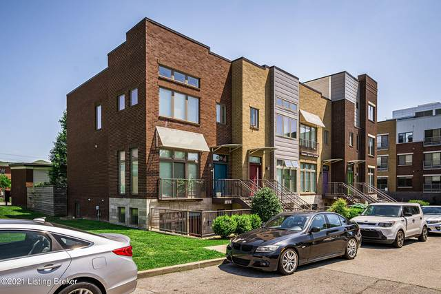 409 Hancock Green Place Pl #101, Louisville, KY 40202 (#1586325) :: The Price Group