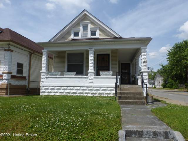 2101 W Gaulbert Ave, Louisville, KY 40210 (#1586900) :: At Home In Louisville Real Estate Group