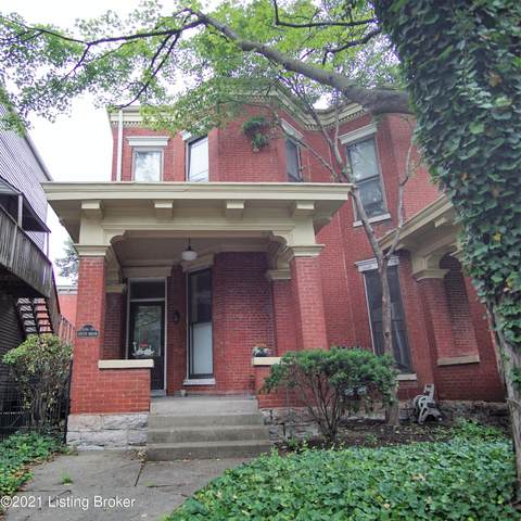 1156 S Brook St #2, Louisville, KY 40203 (#1587009) :: At Home In Louisville Real Estate Group