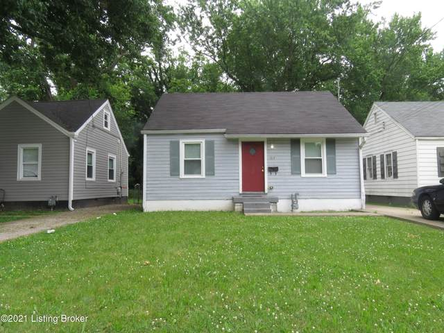 917 S 44th St, Louisville, KY 40211 (#1587127) :: At Home In Louisville Real Estate Group