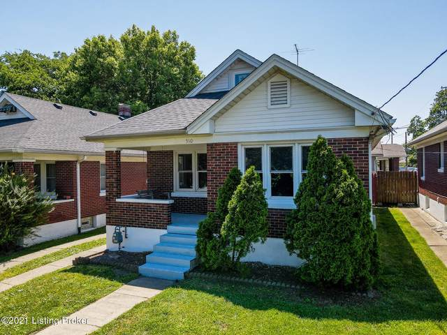 510 E Barbee Ave, Louisville, KY 40217 (#1587166) :: At Home In Louisville Real Estate Group