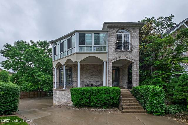 8814 Wooded Trail Ct, Louisville, KY 40220 (#1587324) :: Team Panella