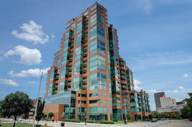 222 E Witherspoon St #604, Louisville, KY 40202 (#1587372) :: Team Panella