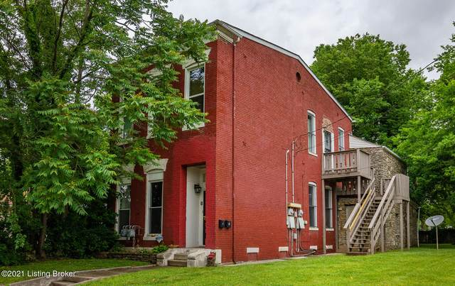 631 E Caldwell St, Louisville, KY 40203 (#1587376) :: At Home In Louisville Real Estate Group