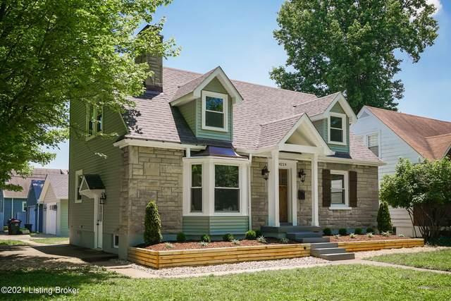 4224 Briarwood Rd, Louisville, KY 40207 (#1587529) :: The Sokoler Team