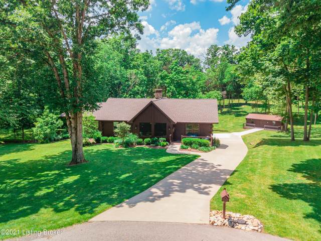1220 Fox Wood Rd, Frankfort, KY 40601 (#1587575) :: At Home In Louisville Real Estate Group