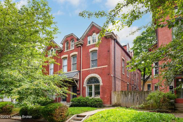 1129 S Brook St #2, Louisville, KY 40203 (#1587773) :: The Price Group