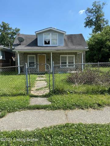 1702 Bicknell Ave, Louisville, KY 40215 (#1587905) :: At Home In Louisville Real Estate Group