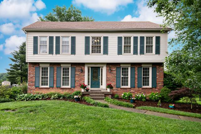 703 Thorpe Dr, Louisville, KY 40243 (#1587927) :: The Price Group