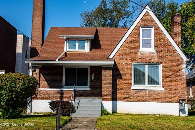 226 Cecil Ave, Louisville, KY 40212 (#1588147) :: Team Panella