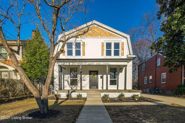 2403 Wallace Ave, Louisville, KY 40205 (#1588209) :: At Home In Louisville Real Estate Group