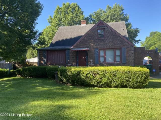 2806 Ralph Ave, Louisville, KY 40216 (#1588260) :: The Sokoler Team