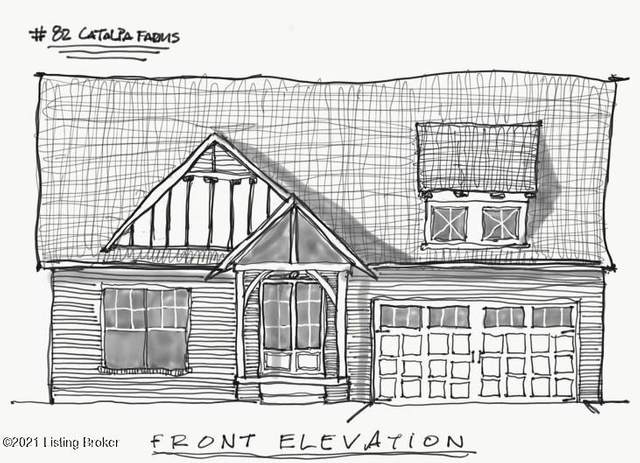 Lot 82 Travis French Trail, Fisherville, KY 40023 (#1588320) :: The Stiller Group