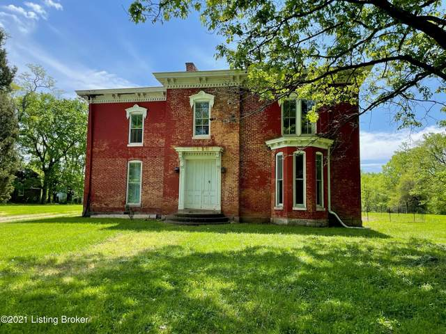 6415 Taylorsville Rd, Finchville, KY 40022 (#1588866) :: The Sokoler Team