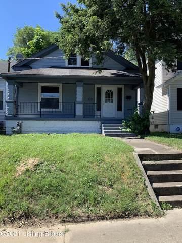 2124 Greenwood Ave, Louisville, KY 40210 (#1589029) :: The Sokoler Team