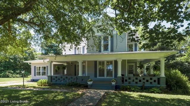 1729 Finchville Rd, Shelbyville, KY 40065 (#1589087) :: The Sokoler Team