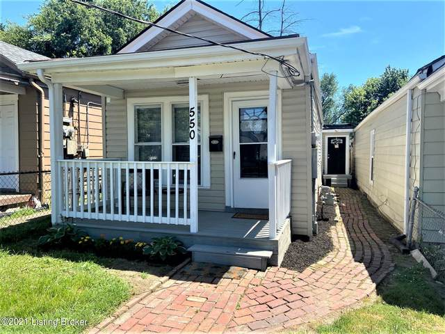 550 Lilly Ave, Louisville, KY 40217 (#1589291) :: The Sokoler Team