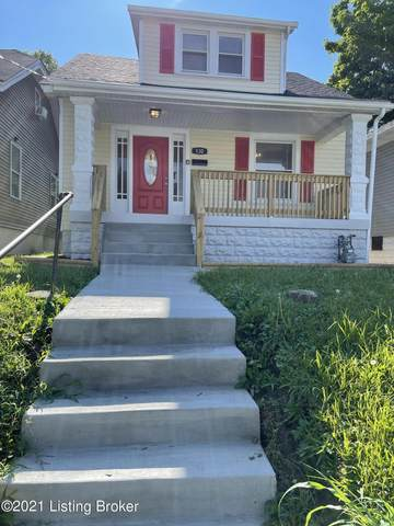 130 N 40th St, Louisville, KY 40212 (#1590044) :: At Home In Louisville Real Estate Group