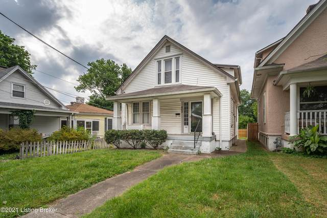 462 E Lee St, Louisville, KY 40217 (#1590193) :: The Price Group