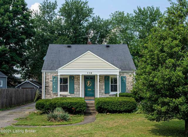 116 Colonial Dr, Louisville, KY 40207 (#1590329) :: Herg Group Impact