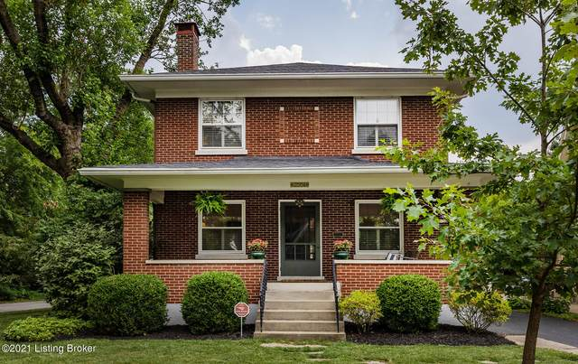 2551 Carolina Ave, Louisville, KY 40205 (#1590452) :: The Sokoler Team