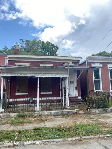 721 E Jacob St, Louisville, KY 40203 (#1590484) :: Herg Group Impact