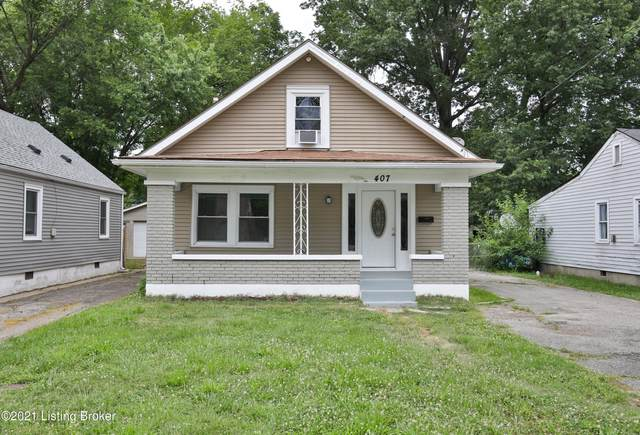 407 Freeman Ave, Louisville, KY 40214 (#1590535) :: The Sokoler Team