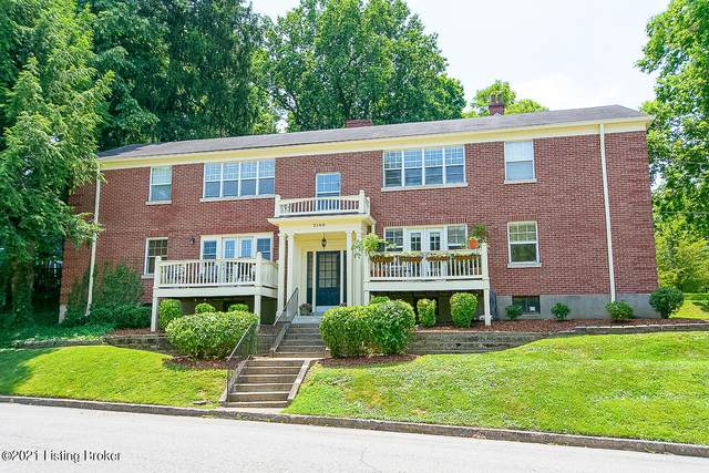 2100 Spring Dr #2, Louisville, KY 40205 (#1590748) :: Impact Homes Group
