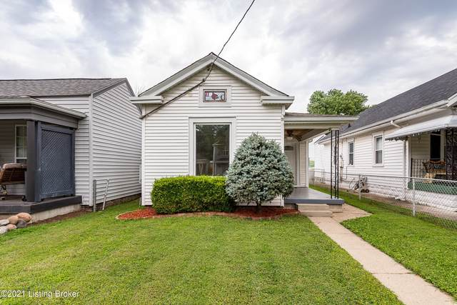531 Lilly Ave, Louisville, KY 40217 (#1591089) :: The Sokoler Team