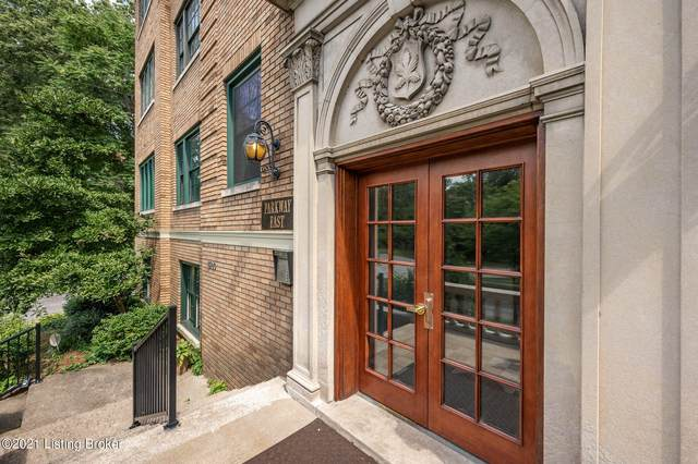 1360 Eastern Pkwy #12, Louisville, KY 40204 (#1591255) :: The Price Group