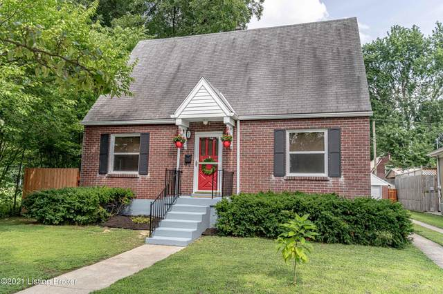 4503 S 2nd St, Louisville, KY 40214 (#1591640) :: Impact Homes Group