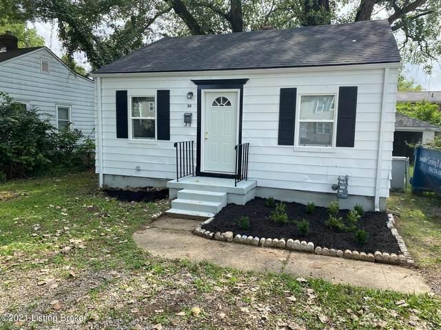 30 Nichols Dr, Louisville, KY 40215 (#1591769) :: Impact Homes Group