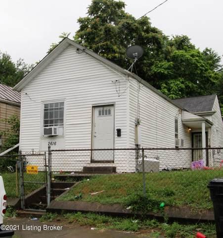 2616 Duncan St, Louisville, KY 40212 (#1592057) :: The Stiller Group