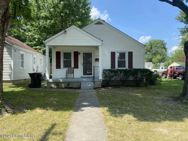 1105 Brookline Ave, Louisville, KY 40215 (#1592097) :: The Price Group