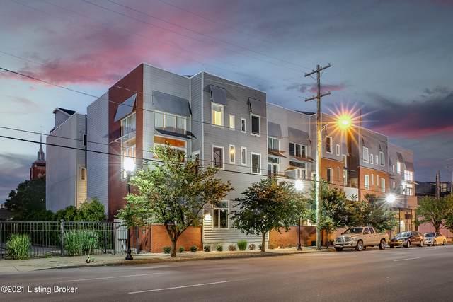 639 E Jefferson St #203, Louisville, KY 40202 (#1592225) :: Trish Ford Real Estate Team | Keller Williams Realty