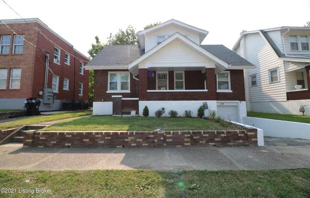 658 Lindell Ave, Louisville, KY 40211 (#1592398) :: Herg Group Impact