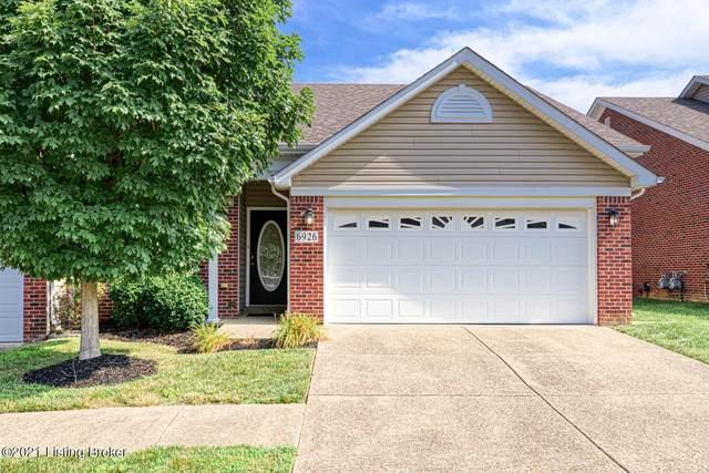 6926 Arbor Manor Way, Louisville, KY 40228 (#1592488) :: Team Panella