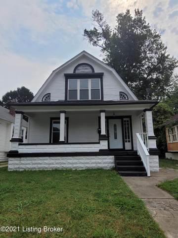815 Cecil Ave, Louisville, KY 40211 (#1592547) :: Herg Group Impact