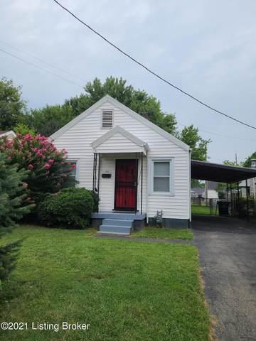 1021 Hathaway Ave, Louisville, KY 40215 (#1592604) :: The Sokoler Team