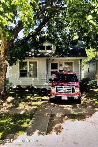 3538 Craig Ave, Louisville, KY 40215 (#1592607) :: The Sokoler Team