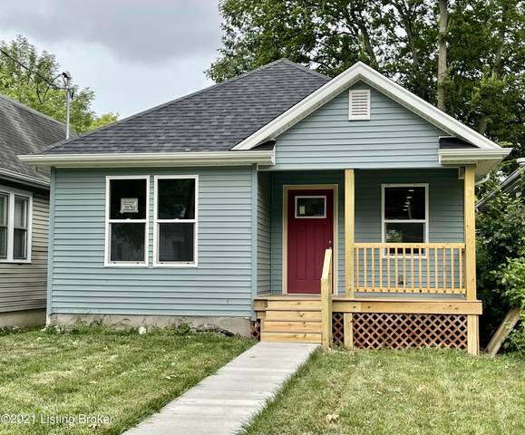 949 W Florence Ave, Louisville, KY 40215 (#1592681) :: The Sokoler Team