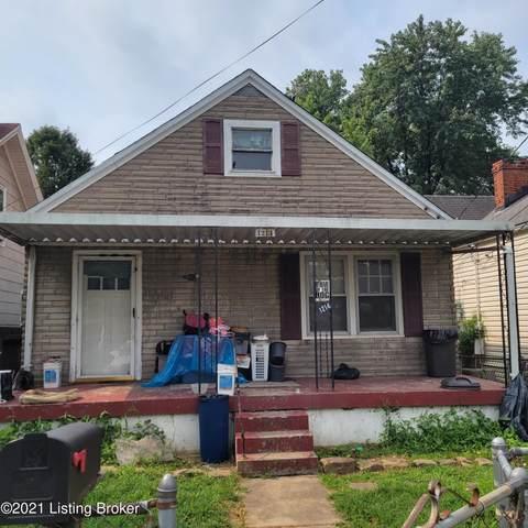1214 Oleanda Ave, Louisville, KY 40215 (#1592781) :: Team Panella