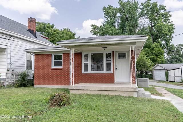 1311 Huntoon Ave, Louisville, KY 40215 (#1592820) :: The Sokoler Team