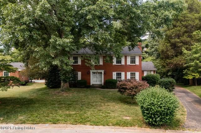 306 Buckingham Terrace, Louisville, KY 40222 (#1592898) :: The Sokoler Team