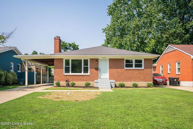 3508 Kerry Dr, Louisville, KY 40218 (#1592916) :: At Home In Louisville Real Estate Group